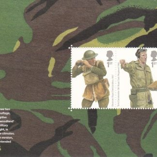 Prestige Pane WP1977 Army Uniforms