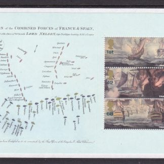 Prestige Pane WP1784 Battle of Trafalgar