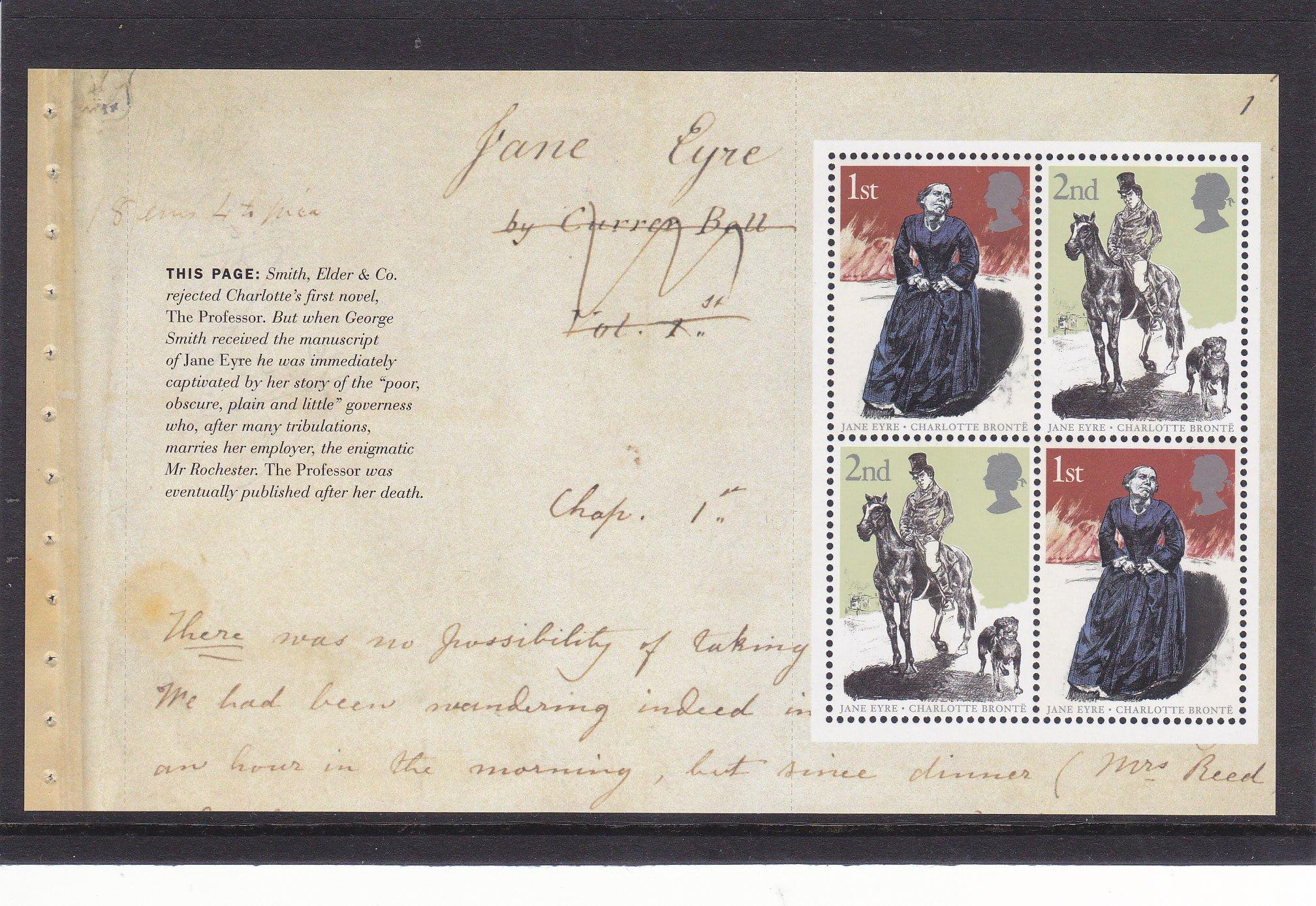Prestige Pane WP1732 Bronte Sisters