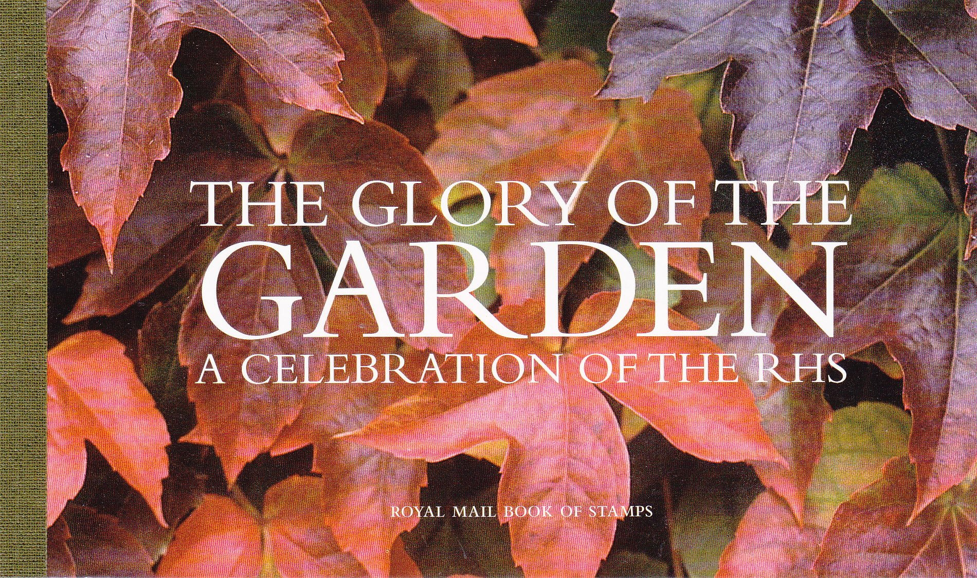 Prestige Booklet DX33 Glory of the Garden
