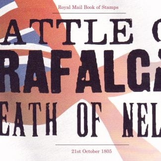 Prestige Booklet DX35 Battle of Trafalgar