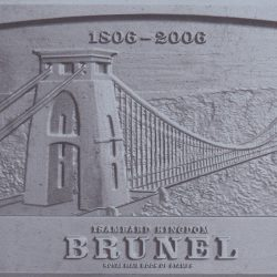 Prestige Booklet DX36 Brunel