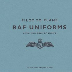Prestige Booklet DX42 RAF Uniforms