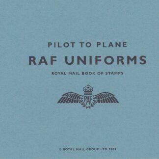 Prestige Booklet DX42 RAF Uniforms
