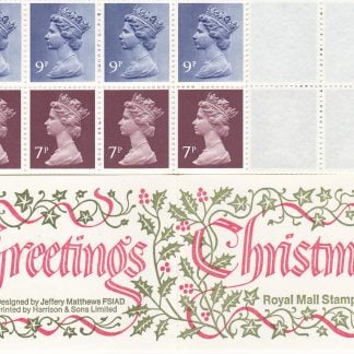 Booklet Christmas FX1 1978 Cylinder