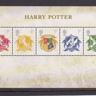 Miniature Sheet MS2757 Harry Potter.