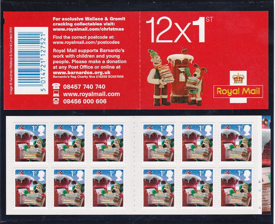 Booklet Christmas LX40 2010 Cylinder
