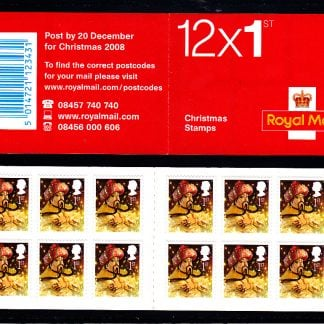 Booklet Christmas LX36a 2008 Cylinder