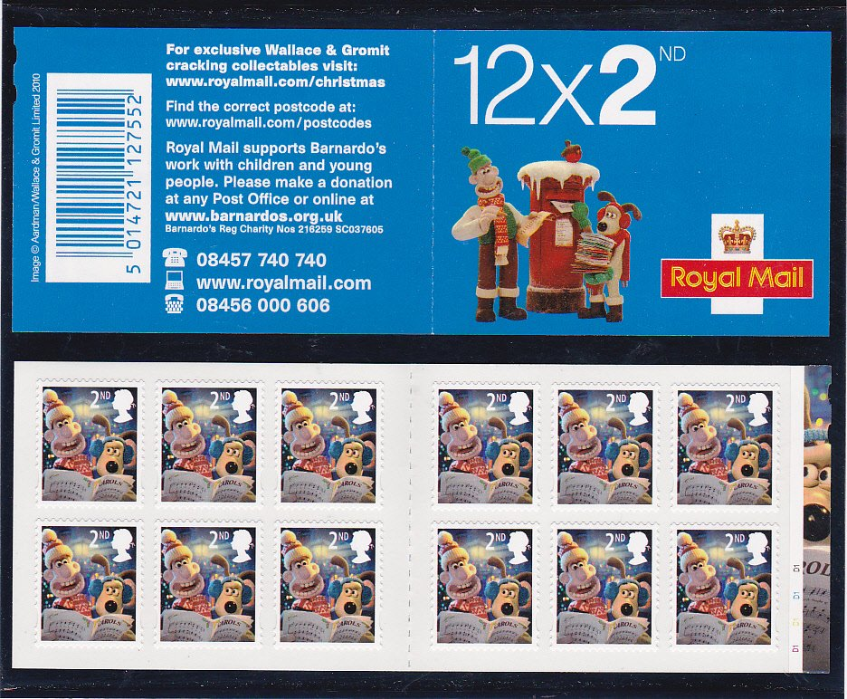 Booklet Christmas LX39 2010 Cylinder