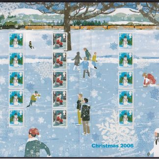 Smilers Sheet LS34 Christmas 2006