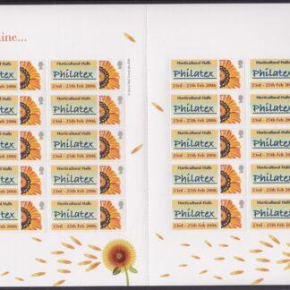 Smilers Sheet TS-040 Philatex Reprint