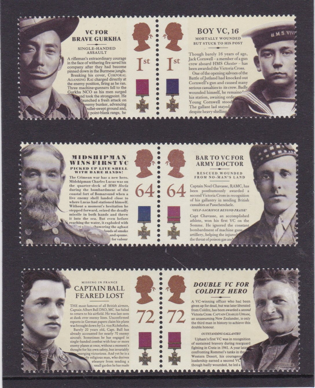 Commemoratives Victoria Cross 2006