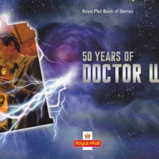 Prestige Booklet DY06 Dr Who