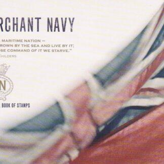 Prestige Booklet DY08 The Merchant Navy
