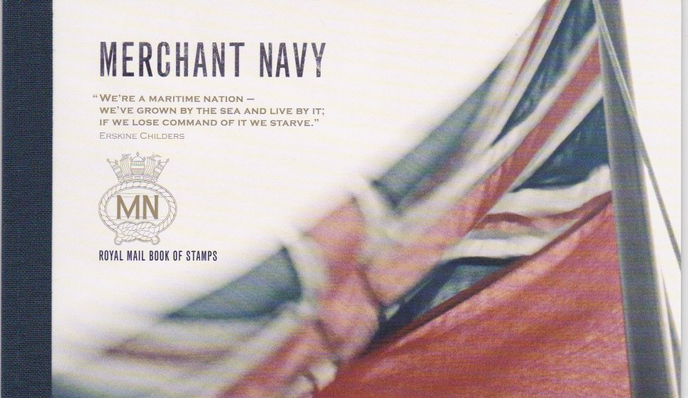 Prestige Booklet DY08 The Merchant Navy