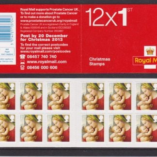 Booklet Christmas LX46 2013 Plain