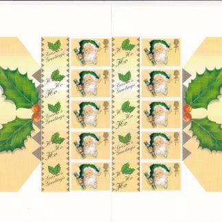Smilers Sheet LS03 Christmas Post Office