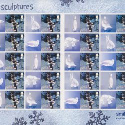 Smilers Sheet LS15 Ice Sculptures 2003