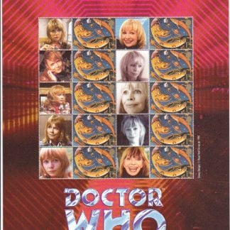 Smilers Sheet BC-044 Dr Who Fifth Issue