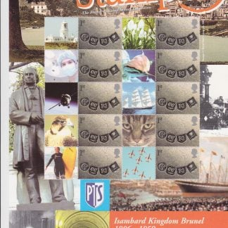 Smilers Sheet BC-079 Stampex 2006