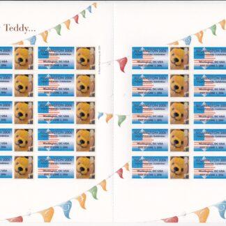 Smilers Sheet TS-048 Washington Expo