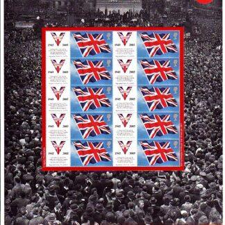 Smilers Sheet BC-055 Royal British Legion