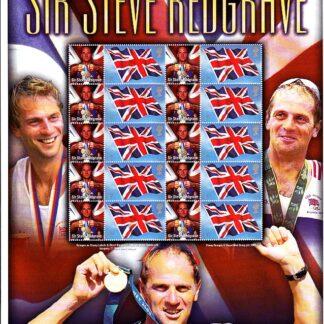 Smilers Sheet BC-031 Sir Steve Redgrave