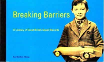 Prestige Booklet DX21 Breaking Barriers