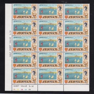 Jersey 1969 Definitives Two