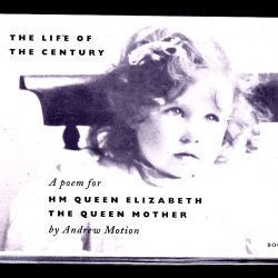 Prestige Booklet DX25 The Queen Mother