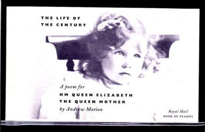 Prestige Booklet DX25 The Queen Mother