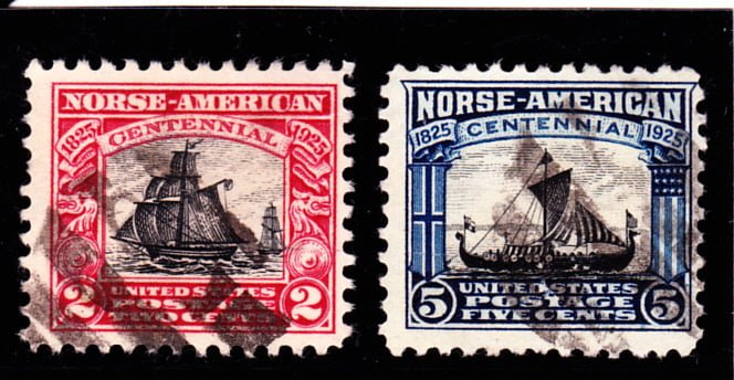 United States of America Norse American Centennial