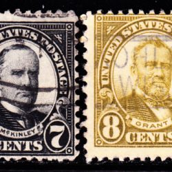 United States of America Definitive Stamps from 1927