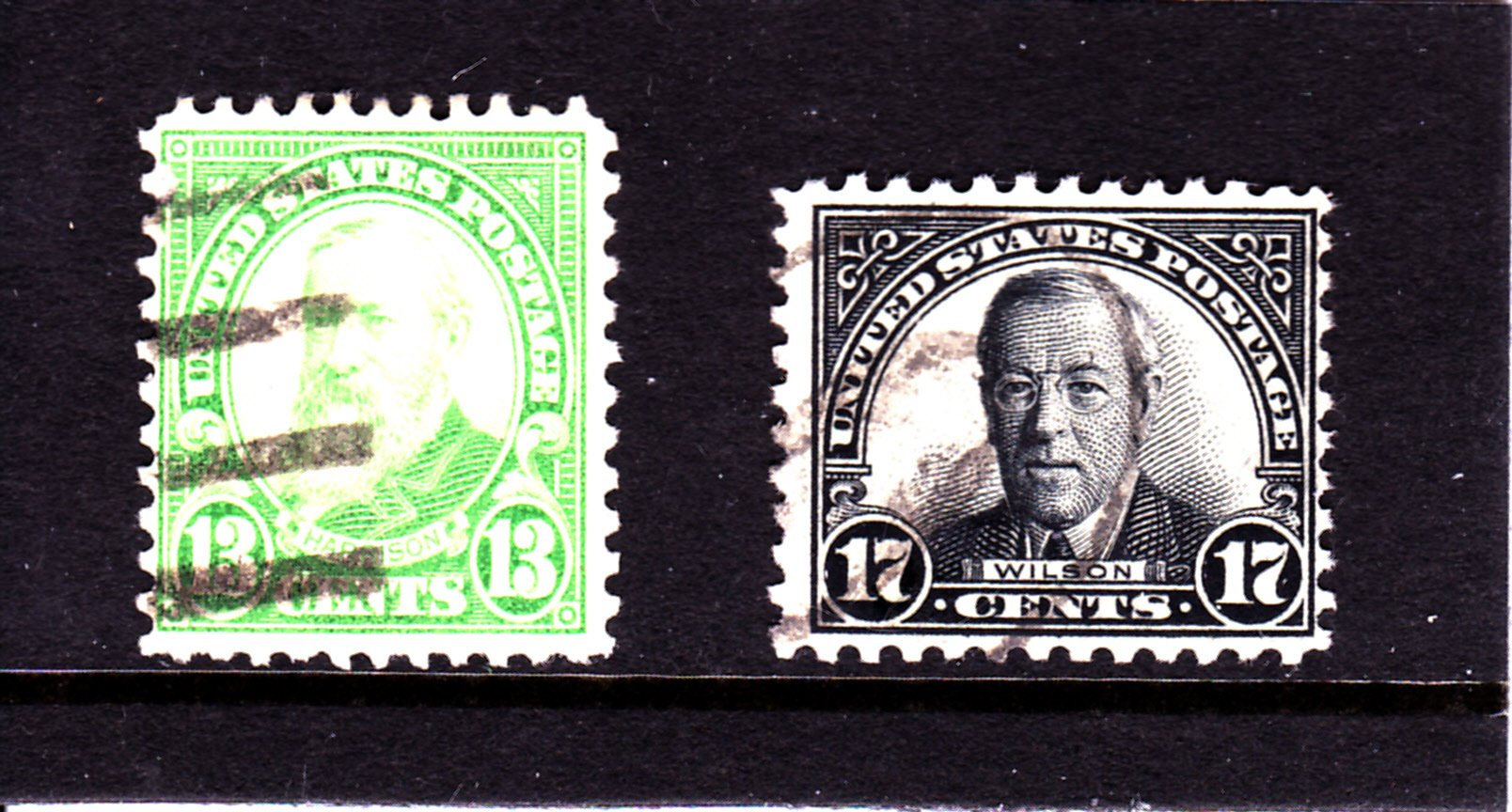United States of America Definitives New Values 1925