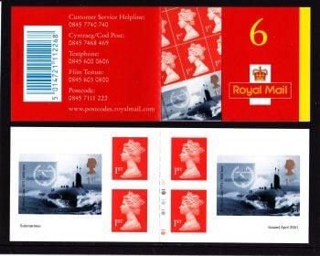 Booklet PM02 Machin Cylinder Submarine Service