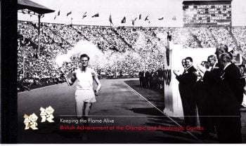 Prestige Booklet DY05 The Olympic Games London