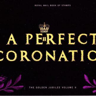 Prestige Booklet DX31 A Perfect Coronation