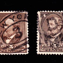 United States of America President Garfield 1882