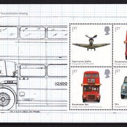 Prestige Pane WP2100 British Design Classics
