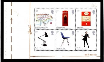 Prestige Pane WP2101 British Design Classics