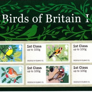 Post and Go Birds of Britain I First Series