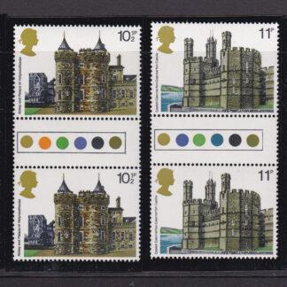 British Architecture 1978 Traffic Light Gutter Pairs
