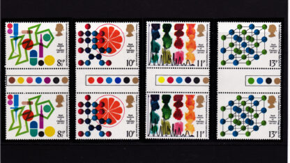 Chemistry 1978 Traffic Light Gutter Pairs