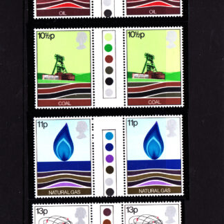 Energy Resources 1978 Traffic Light Gutter Pairs